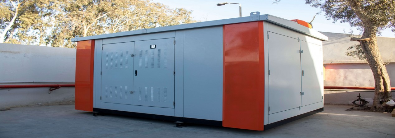 Compact substation is now available