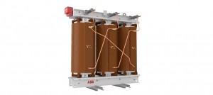 Dry transformers